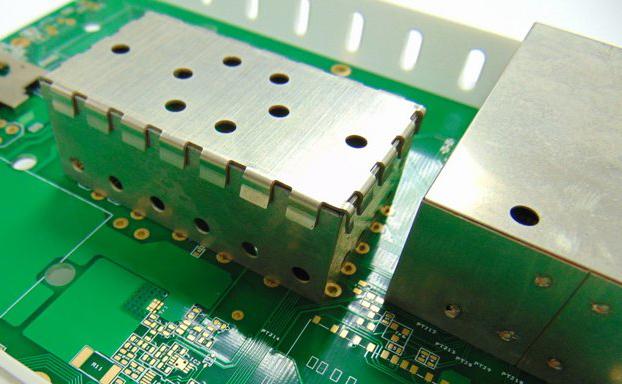 EMI/RFI Shielding, Etched precision parts to the EMI/RFI shielding industry