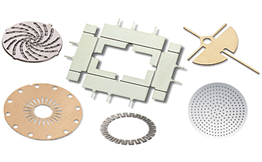 Metal Etched Parts products, Sinoguide's metal etched parts can be designed in a variety of shapes, percentage open-area, and in a variety of metals