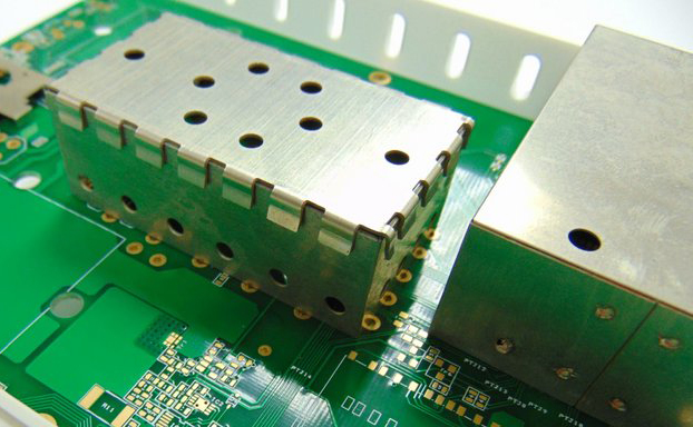 RFI and EMI Shielding Etching Parts